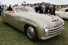 Alfa Romeo 6C 2500S Pininfarina Cabriolet Speciale (1946)