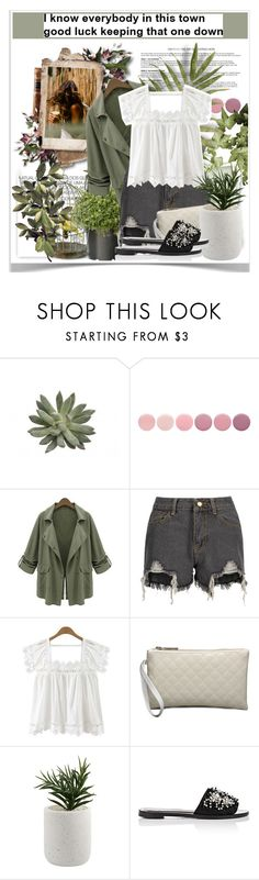 """Autumn Look 2017"" by av-anul ❤ liked on Polyvore featuring Gipsy, Deborah Lippmann, National Tree Company, WithChic and Lanvin"