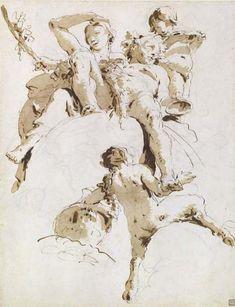 Drawing Basics: Tiepolo Drawings at the Metropolitan Museum of Art ...