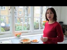 How to Make Sweet Potatoes for Baby (Baby-Led Weaning) - YouTube