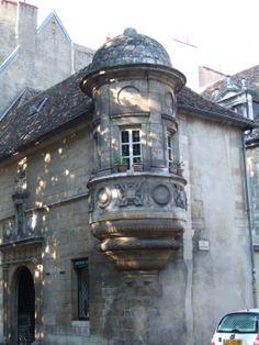 Échauguette, Dijon, Bourgogne
