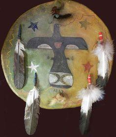 Lakota shield