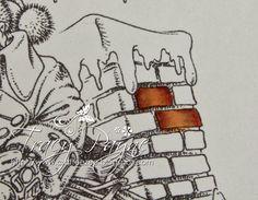 Copic Marker Europe: Tutorial - Colouring Brickwork
