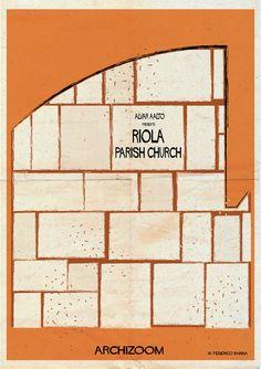 ARCHIZOOM: Detalhes de clássicos da arquitetura