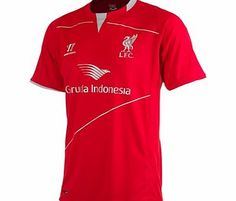 a926cd19b Warrior Liverpool Training Jersey Red WSTM411 Liverpool Training Jersey Red  Train at your best as you
