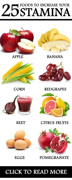 What To Eat To Increase Stamina