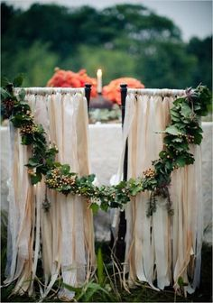 The details always matter! This is precisely why we are taking a little time to highlight creative wedding ideas for reception and ceremony chairs. Whether you're adding a clever sign, soft drapes, or escort cards; there really is no wrong way to use the space available on your chairs. Check out these lovely ideas below […]