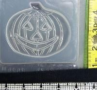 Jack-o-Lantern pumpkin plastic resin mold 898 - make your own #Halloween decorations $3.79