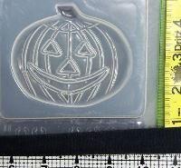 Jack-o-Lantern pumpkin plastic resin mold 898 - make your own #Halloween decorations $3.79