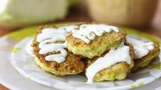 Cauliflower Fritters With Lime Yoghurt Recipe - Medibank be. magazine
