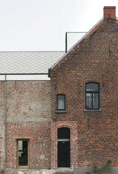 House Rot Ellen Berg / architecten de vylder vinck taillieu