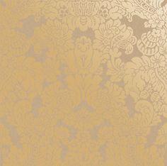 Damask Wallpaper, Damask Patterns | Warwickshire | Bradbury & Bradbury.  Found similar in the KS house