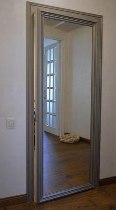 # Hobbyzimmer - Lilly is Love Hidden Doors In Walls, Hidden Door Bookcase, Hidden Spaces, Hidden Rooms, Door Design, House Design, Safe Room, Bathroom Doors, Mirror Door