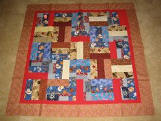 Charity Quilt top