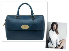 Mulberry's latest bag - the Del Rey