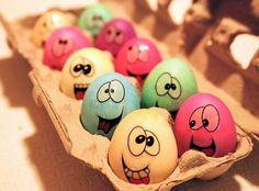 Huevos Rellenos. Recetas, recipes, food...