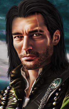 Isandir creates custom portraits for Baldur's Gate that blend with the original game portraits, in both the Baldur's Gate 1 and Baldur's Gate 2 styles.