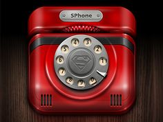 Dribbble - Sphone by Sanadas young