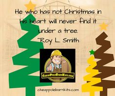 Here's to finding what Christmas means to your heart!