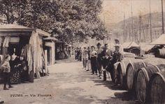Rijeka - 1910-tih - Fiumara