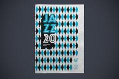 Jazz 2011 Journal - Buamai, Where Inspiration Starts. Editorial Layout, Editorial Design, Desgin, Magazin Design, Jazz Poster, Jazz Festival, Business Card Design, Business Cards, Brochure Design