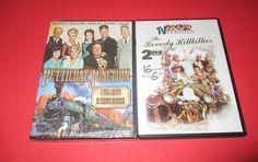 2 DVD LOT COMEDY TV SHOWS: PETTICOAT JUNCTION +BEVERLY HILLBILLIES (NEW & USED) #petticoatjunction #beverlyhillbillies #comedy #tvshows http://www.ebay.com/usr/vinylrockretro