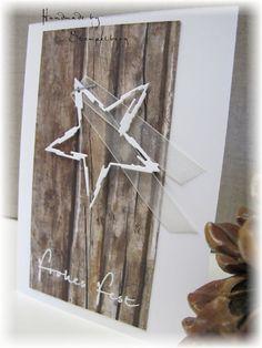 Weihnachtskarte+von+-+Stempelberg+-+Schöne+Sachen+aus+Papier+-+auf+DaWanda.com