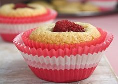 Financiers with Raspberry Whipped Cream-Sprinkle Bakes Dessert Blog, Best Chef, Take The Cake, Artisan Bread, Cakes And More, Cake Recipes, Sweet Tooth, Sweets