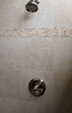 Alabastro - Alabaster Travertine Stone Look Porcelain Tile - traditional - bathroom tile - los angeles - Tileshop