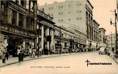 Downtown Woolworth' s and W.T. Grant's store