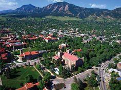 University of Colorado Campus