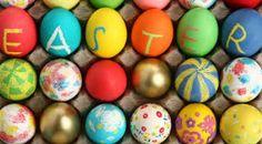 Sunday School Lesson: Easter