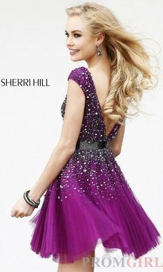 Sherri Hill 2840 Dress