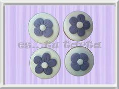 Galletas flor