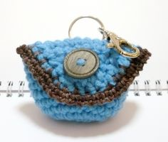 Coin Purse Crochet $2.00 Pattern