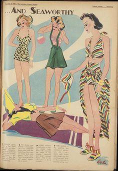 Issue: 5 Nov 1938 - The Australian Women's Week...