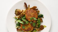 These vibrantly flavored Pan-Fried Coconut Curry Quinoa Cakes are worth the effort.