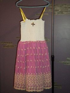 Summer dress, special request from my daughter