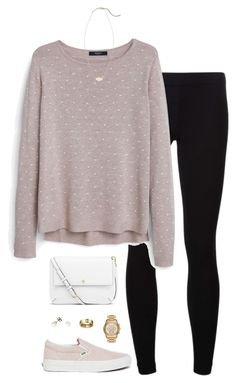 Outfits with leggings for school Cute Outfits For School, Cute Comfy Outfits, Cute Casual Outfits, Outfits For Teens, Stylish Outfits, Simple College Outfits, Fashion Mode, Teen Fashion Outfits, Mode Outfits