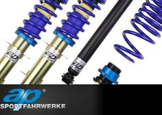 Senk.no - AP coilovers golf III