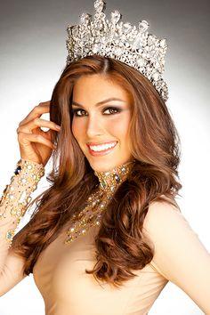 Gabriela Isler representó al estado Guárico cuando ganó la corona del Miss Venezuela en 2012.