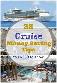 Royal Caribbean Cruise Money Saving Tips: 28 Tips to Keep Money in YOUR Pocket. Are you planning a cruise?  Some of these tips are specifically for Royal Caribbean, but most will work for all cruise lines. tips to save money on travel
