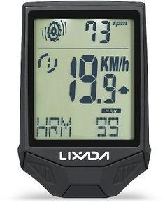 Cycling Wireless Computer with Heart Rate Sensor -, Cfjump.com - DealsPlus