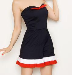 Sailor Romper