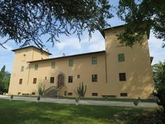 Le ville Toscane Villa le Pianore S. Maria a Monte -Pi-