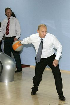 Russia's favorite pasttime