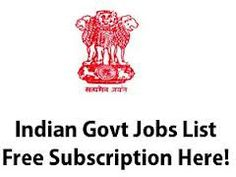 #Govt_Jobs  We provide latest government jobs alerts from various indian govt sectors which includes banking, civil, railways, forces, defence, engineering and more. Join our newsletter and keep upto date for latest govt job alerts. We update our govt jobs or sarkari naukri on a daily basis.  http://www.inditest.com/government-jobs/