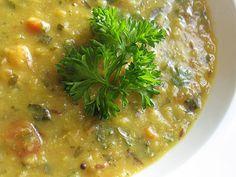 Madras-Style Red Lentil Soup