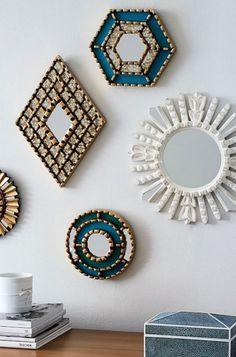 Peruvian Artisan Mirrors | West Elm