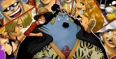 I was thinking the other day about Jinbe's decision to join the Straw Hats. There were a lot of important events during Dresrossa and Whole Cake Island, but in my opinion, this one is the most significant (although Whole Cake Island hasn't ended yet). It's even more important than the existence of the Grand Fleet …